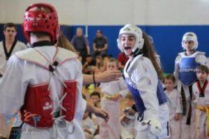 ספורטאי ראשון לציון באליפות ישראל בטאקוונדו