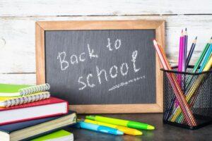 חזרה ללימודים